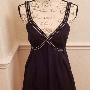 Anthropologie Mauve Summer Dress